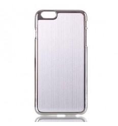 Стилен алуминиев гръб Silver iPhone 6 (4.7)