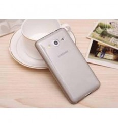 Гръб мек за Samsung G355 Galaxy Core 2 сив
