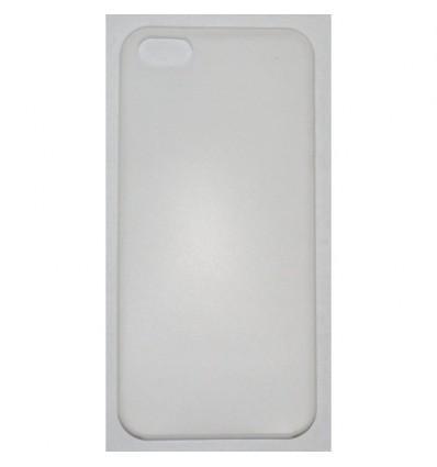 Гръб мек TPU Ultra thin прозрачен - iPhone 5