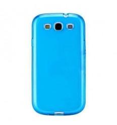 Гръб мек NewTop Samsung i9300 Galaxy S3 син