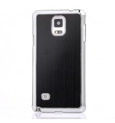 Стилен алуминиев гръб Black Samsung Galaxy N910 Note 4