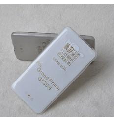 Гръб мек TPU Ultra thin прозрачен за Samsung G530 Grand Prime