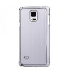 Стилен алуминиев гръб Silver Samsung Galaxy N910 Note 4