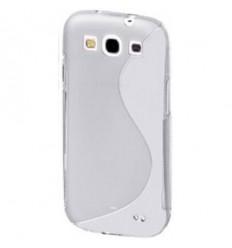 Гръб силикон S-Line Samsung Galaxy A3 прозрачен