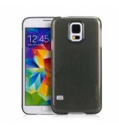Гръб мек TPU Ultra thin сив за Samsung G850 Galaxy Alpha