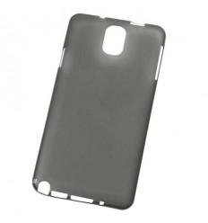 Гръб мек TPU Ultra thin сив за Samsung N910 Note 4