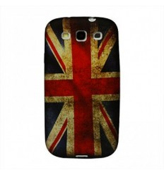 Гръб мек шарен/бутиков Samsung i9300 Galaxy S3 UK/London