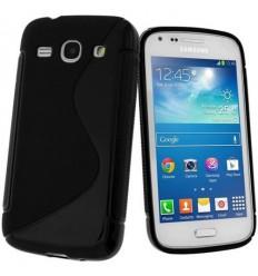 Гръб силикон S-Line Samsung G355 Galaxy Core 2 черен