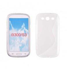 Гръб силикон S-Line Samsung i9300 Galaxy S3 прозрачен