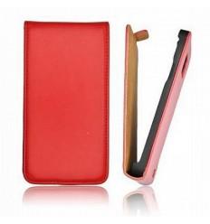 Калъф флип Slim Flip Samsung i9300 Galaxy S3 червен