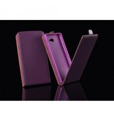 Флип Slim Flip Flexi Samsung i9300 Galaxy S3 лилав