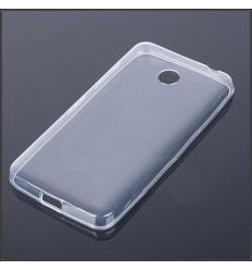 Гъвкав калъф, ултра тънък | заден капак | мек гръб, прозрачен Nokia Lumia 630