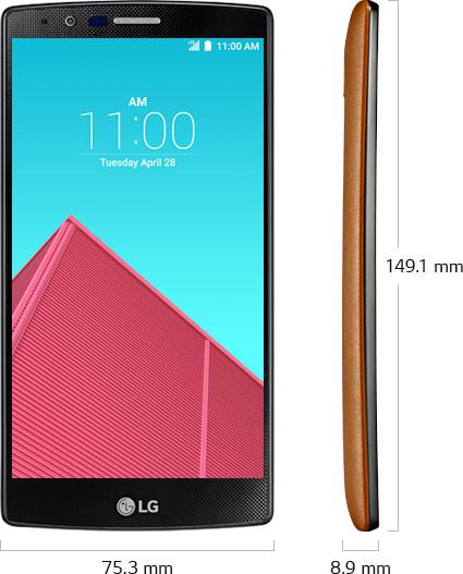 Характеристики на LG G4 - ревю